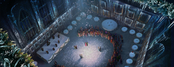 Yule Ball Pottermore