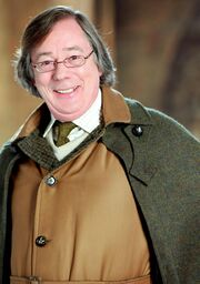 Jeff Rawle as Amos Diggory (GoF-promo-03)