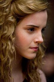 Hermione closeup HBP