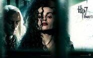 Large Bellatrix Lestrange And Lucius Malfoy 61513-1-