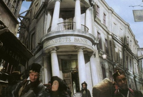Gringotts, the WB