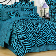 Blue Bed 1