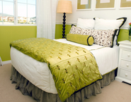 Green Bed 3