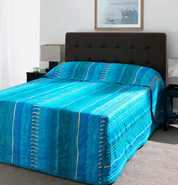 Blue Bed 2