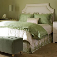 Green Bed 1
