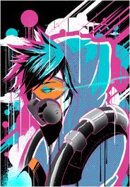 Graffiti tracer by vibratix-dbb2izd