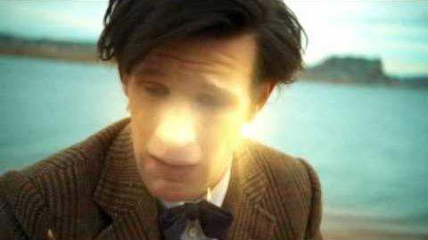 11th Doctor Regenerates