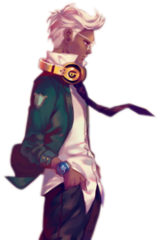 League of legends academy ekko render by popokupingupop90-da4clui