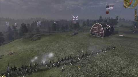 Empire Total War- American Victory At Bunker Hill