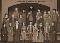 Original order of the phoenix by loonyl