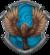 0.41 Ravenclaw Crest Transparent
