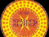 "Phù thủy ""Wỉ Woái"" nhà Weasley"