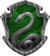 0.61 Slytherin Crest Transparent