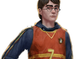 Quidditch Captain Harry Potter