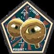 Badge Dark Detectors Placed II
