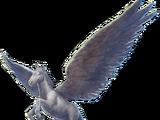 Abraxan Winged Horse