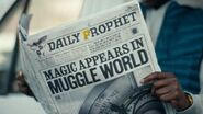 Harry Potter Wizards Unite Launch Trailer