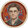 Badge Auror Lessons Mastered I