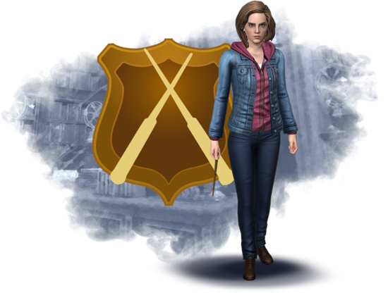 Hermione game features