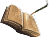 Quill of Acceptance and Book of Admittance