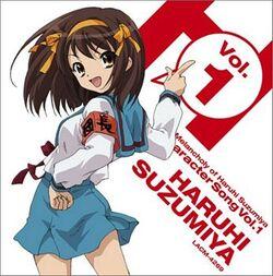 Vol. 1 Haruhi Suzumiya cd