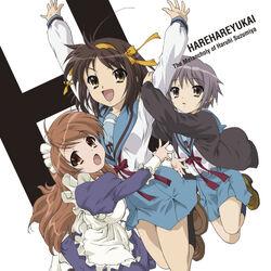 Hare Hare Yukai CD