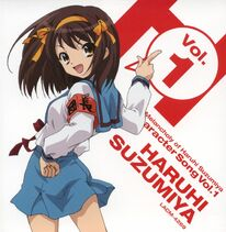 Haruhi Character Song 1