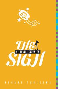 Sigh(english) book cover