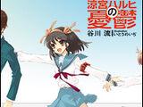 Haruhi Suzumiya Light Novel