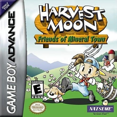 Harvest moon friends of mineral town mary all events but the.
