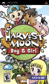 Harvestmoonboyandgirl