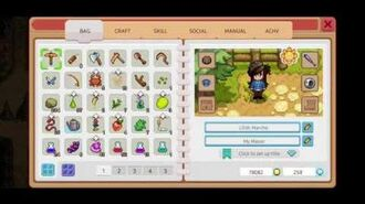 Harvest Town Occult Cave Level 72-75