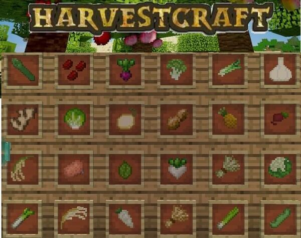 HarvestCraft Wiki FANDOM Powered By Wikia - Minecraft wiki spielen