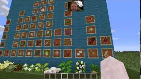harvestcraft 17 - Minecraft Garden