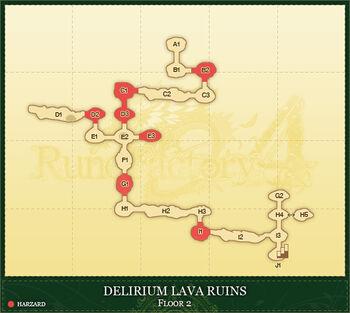 Delirium lava ruins 2