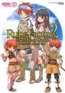 Rune Factory 2 Guide Book