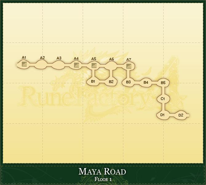 Maya road rune factory 4 dating