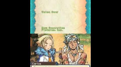 Rune Factory 3 A Fantasy Harvest Moon Wedding Memories whit Shara