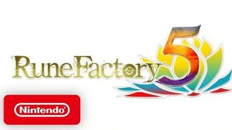 Rune Factory 5 – Gameplay Trailer - Nintendo Switch