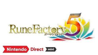 ルーンファクトリー5 Nintendo Direct mini ソフトメーカーラインナップ 2020.9