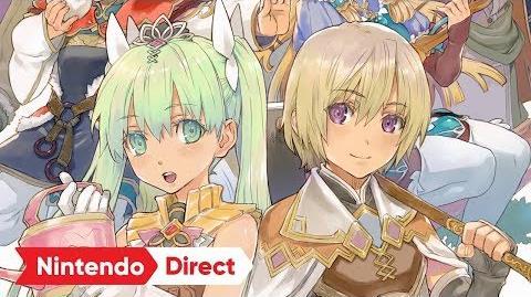 ルーンファクトリー4スペシャル ルーンファクトリー5 Nintendo Direct 2019.2.14