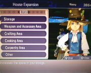 Rune Factory House expaction