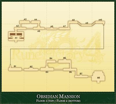 Obsidian mansion