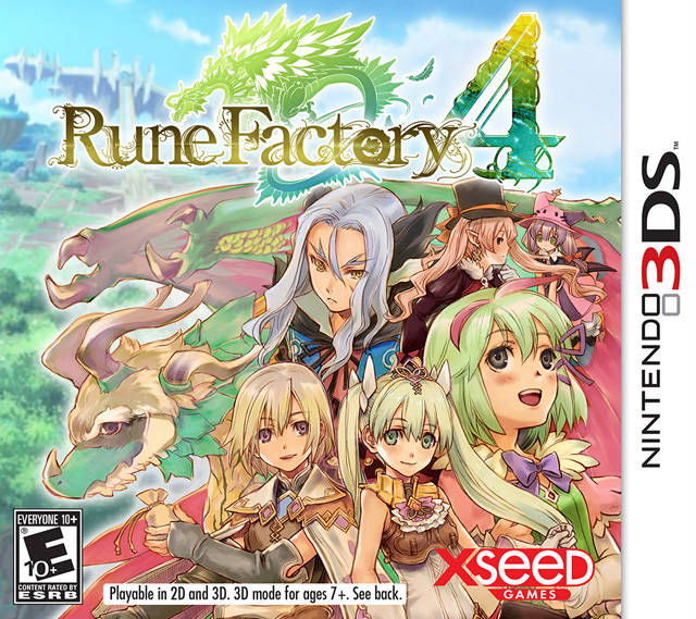 Rune Factory 4 Guide Marriage Candidates