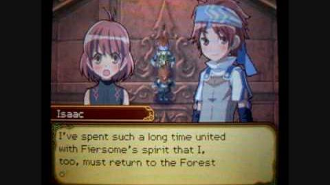 Rune Factory 2 - First Ending and Fiersome Boss