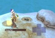 Winter Island - Raising mining Ores