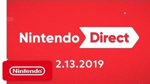Nintendo Direct 2.13.2019