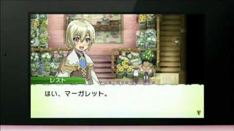 Rune Factory 4 - New Gameplay footage