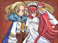 Rf3 micah and raven married by sonicfan12s-d3ir9u7