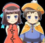 Leona and Lucia